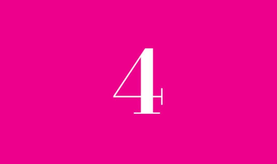 Número de vida 4