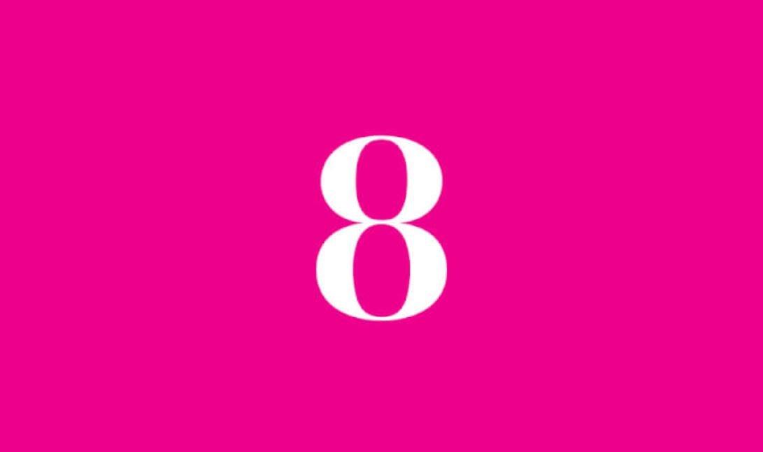 Número de vida 8