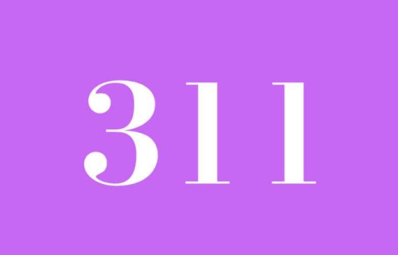 El número angelical 311
