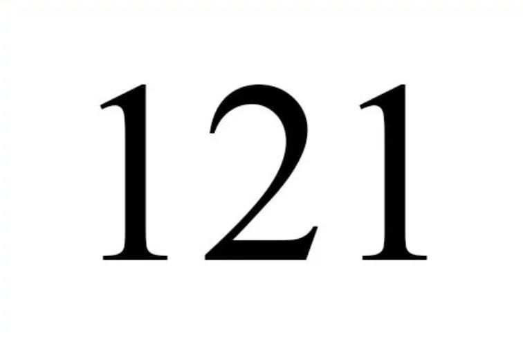 El número angelical 121