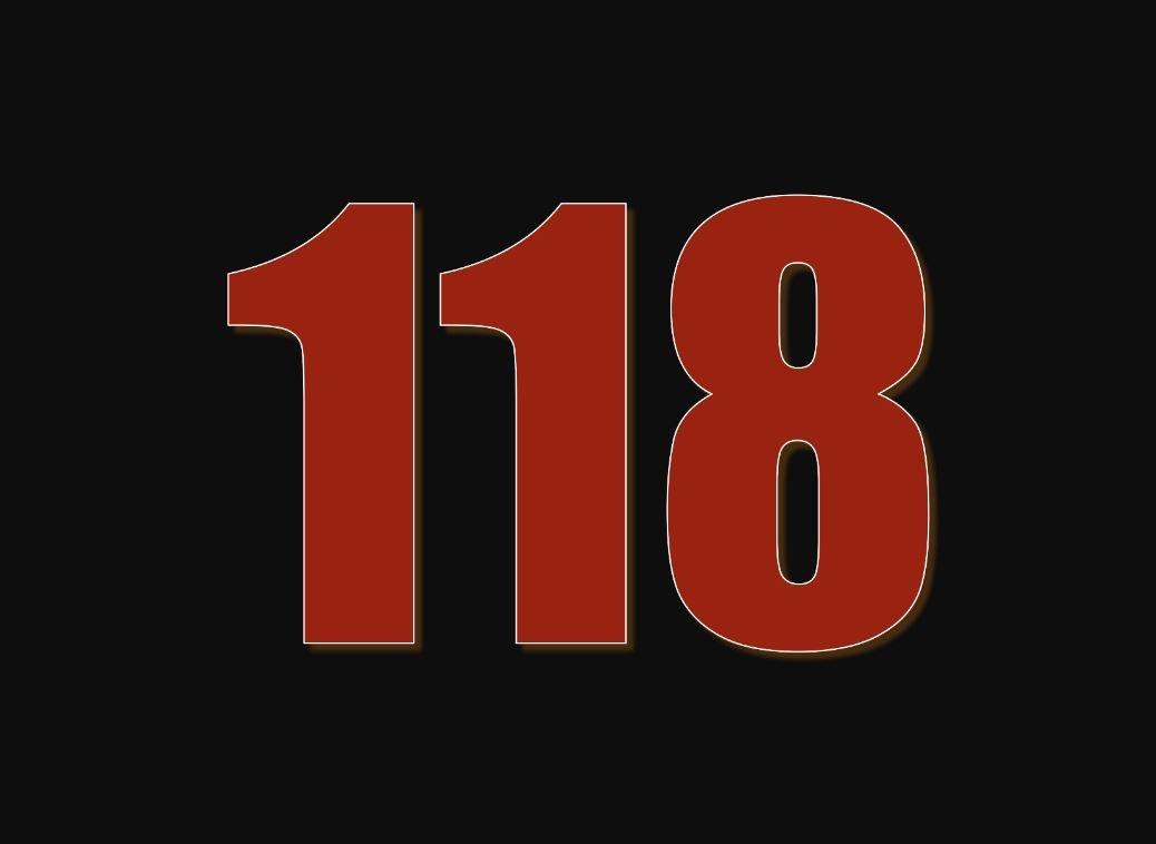El número angelical 118