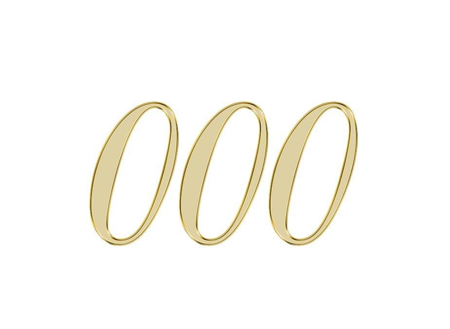 El número angelical 000
