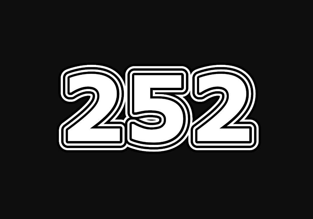 El número angelical 252