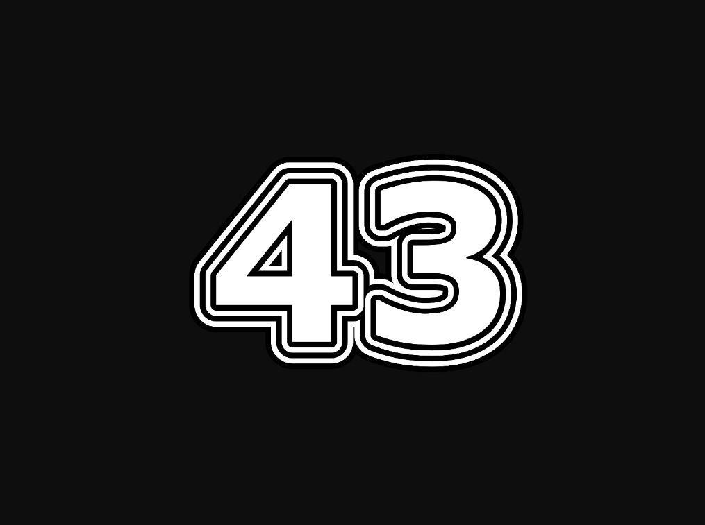 El número angelical 43