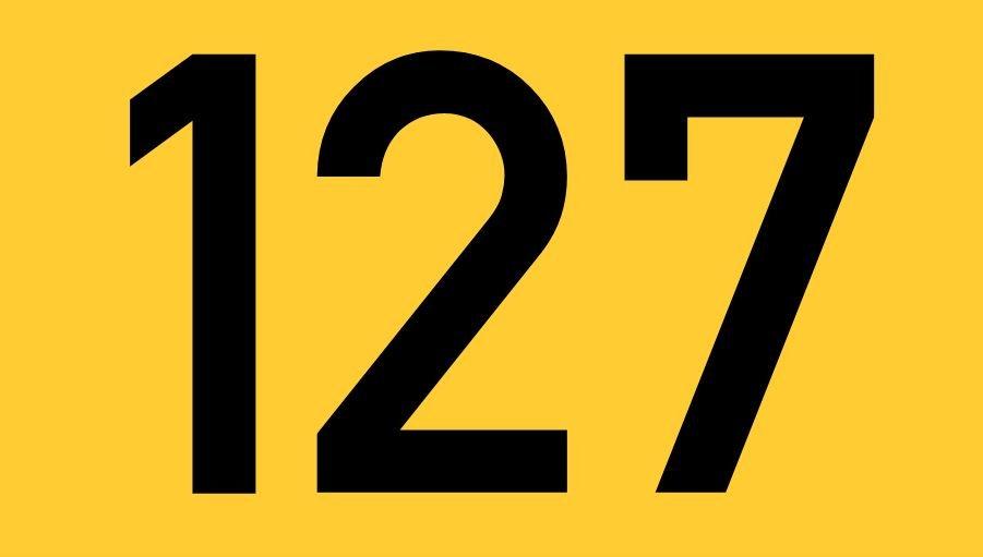El número angelical 127