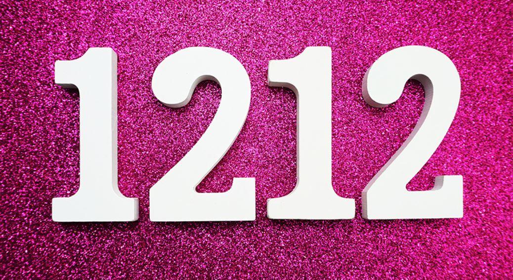 El número angelical 1212