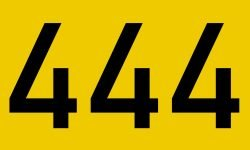 El número angelical 444: Ángeles y significado