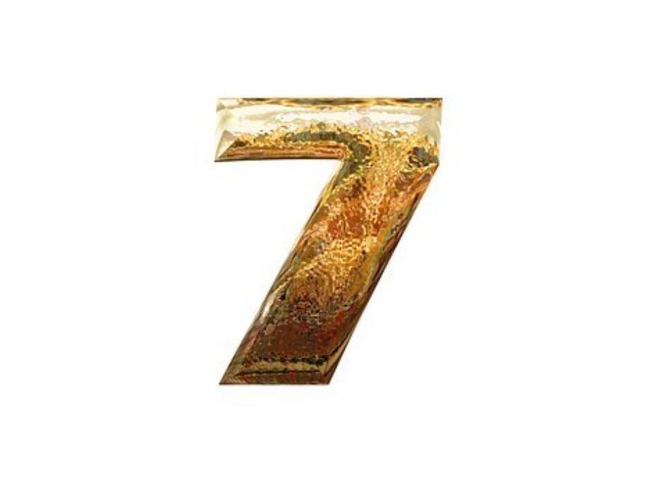 El número angelical 7