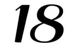 El número angelical 18: Ángeles y significado