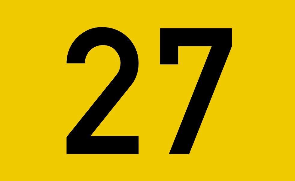 El número angelical 27