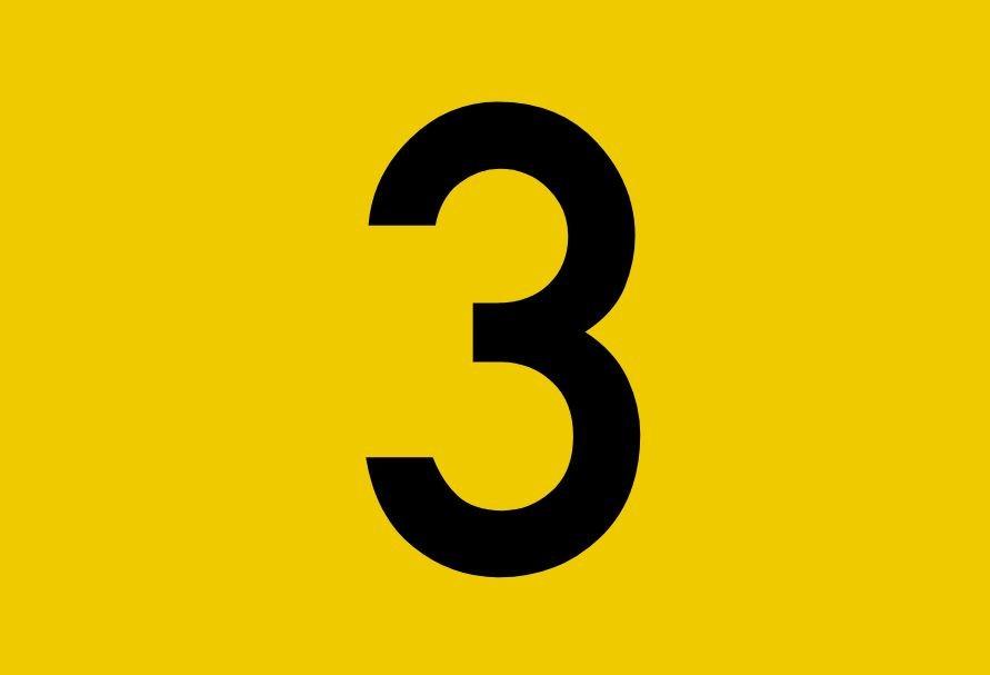 El número angelical 3