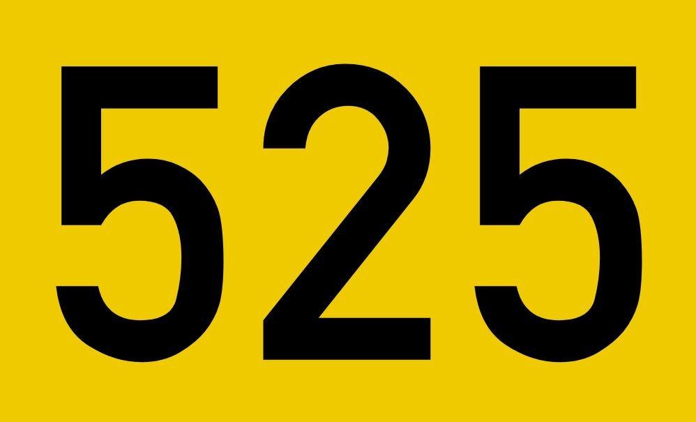 El número angelical 525