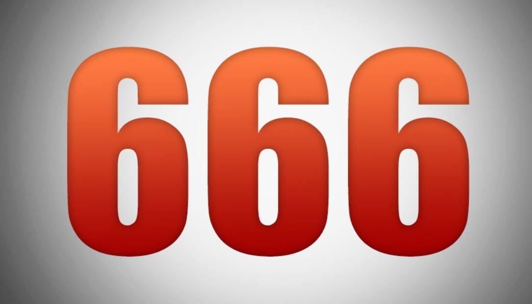 El número angelical 666