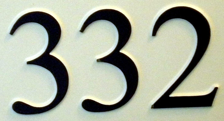 El número angelical 332