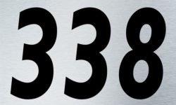 El número angelical 338: Ángeles y significado