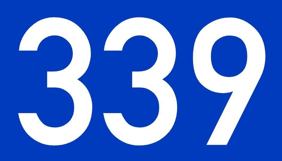 El número angelical 339