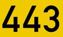 El número angelical 443: Ángeles y significado