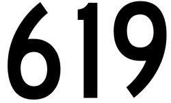 El número angelical 619: Ángeles y significado