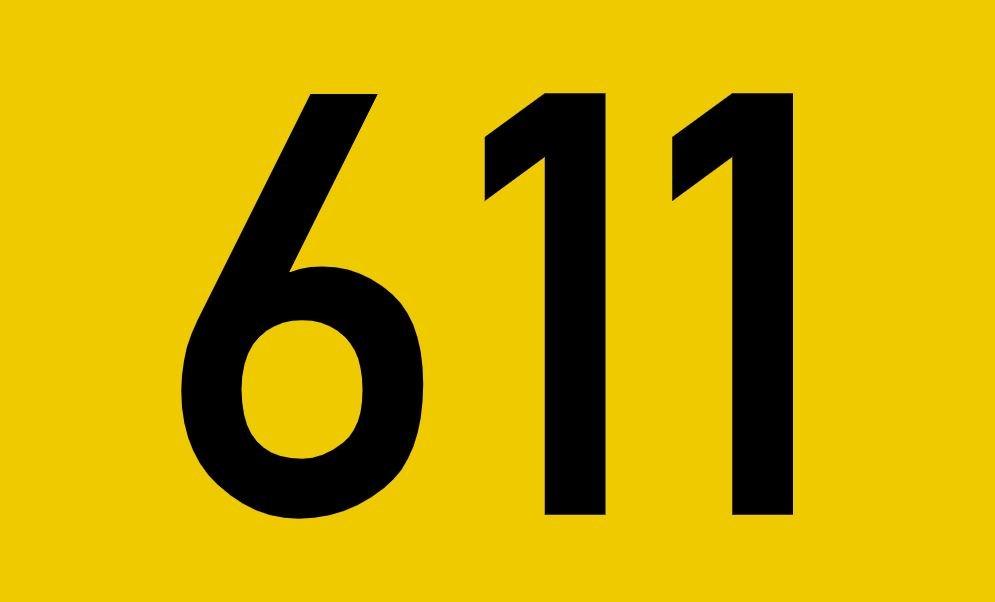 El número angelical 611