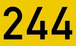 El número angelical 244: Ángeles y significado