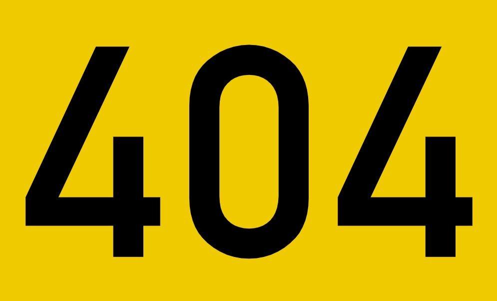 El número angelical 404