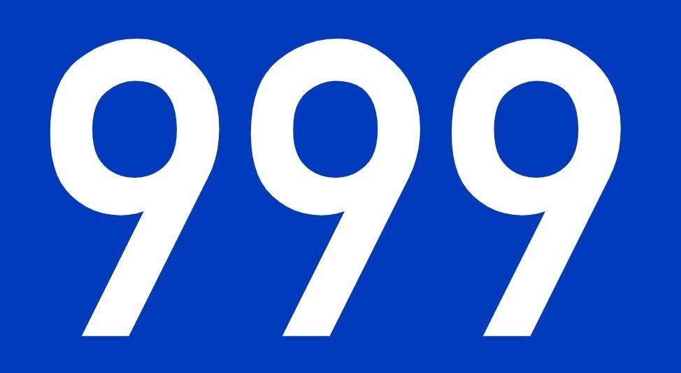 El número angelical 999