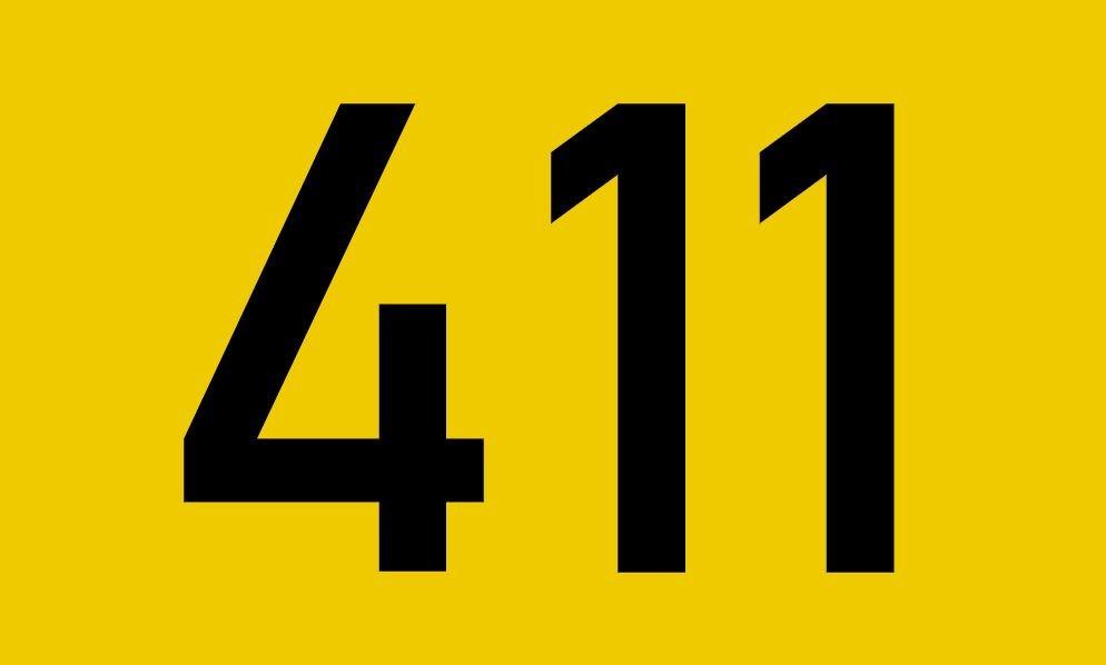 El número angelical 411