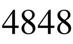 El número angelical 4848: Ángeles y significado
