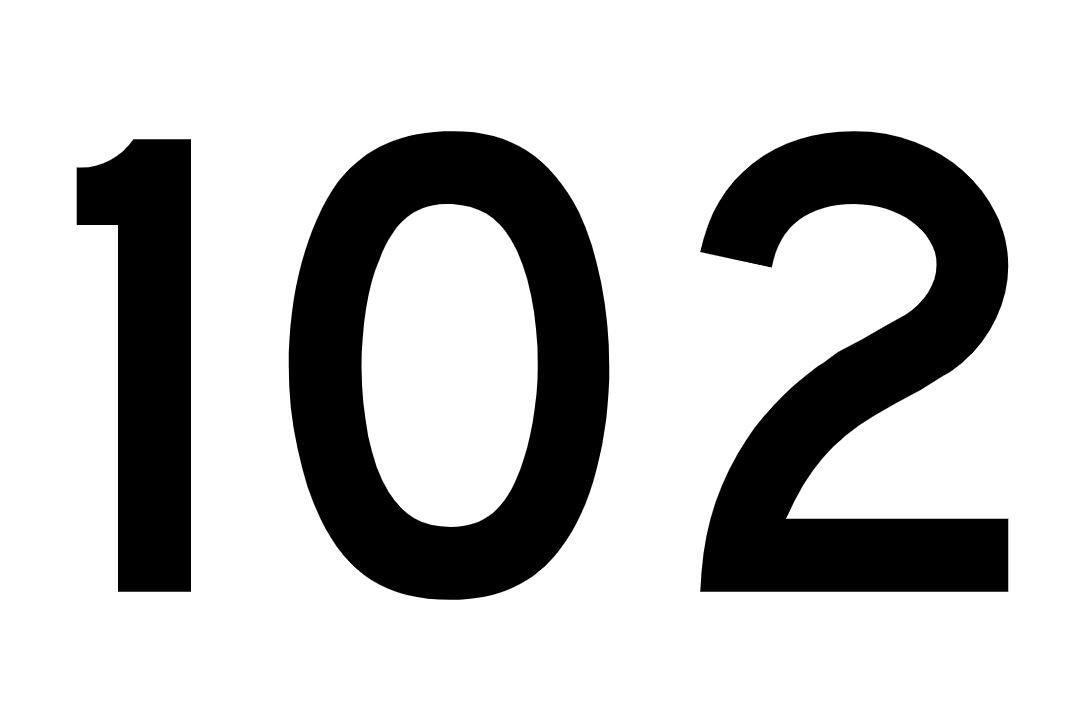 El número angelical 102