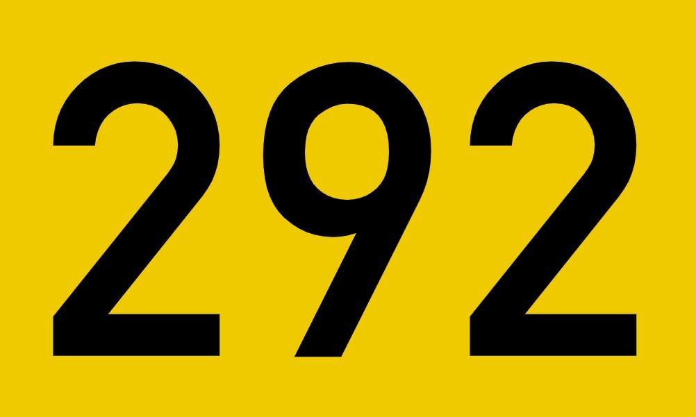 El número angelical 292