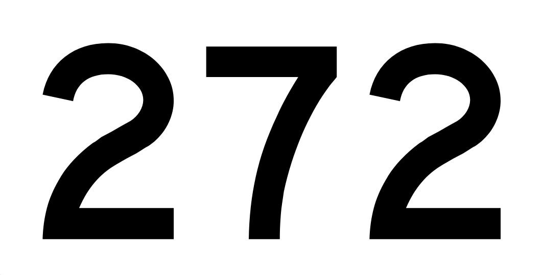 El número angelical 272