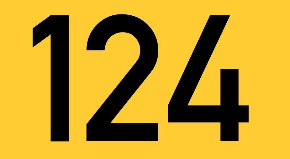 El número angelical 124
