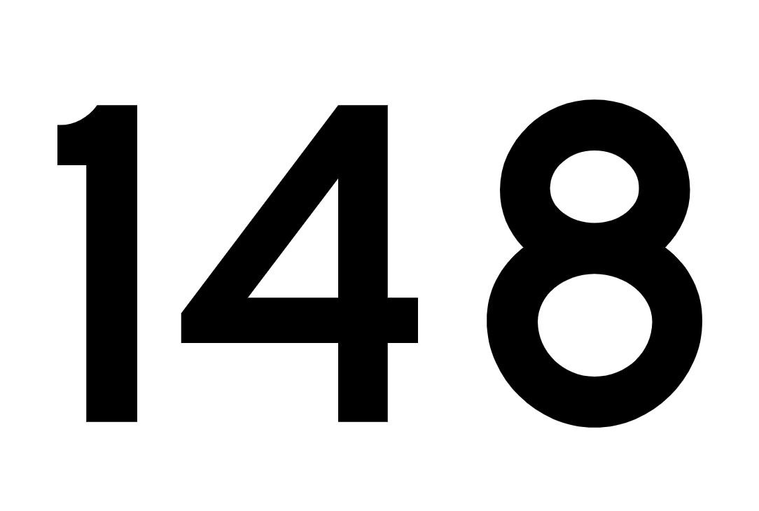 El número angelical 148