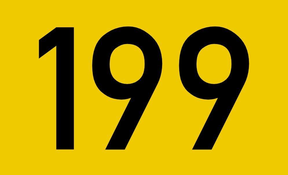 El número angelical 199