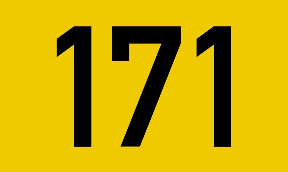 El número angelical 171