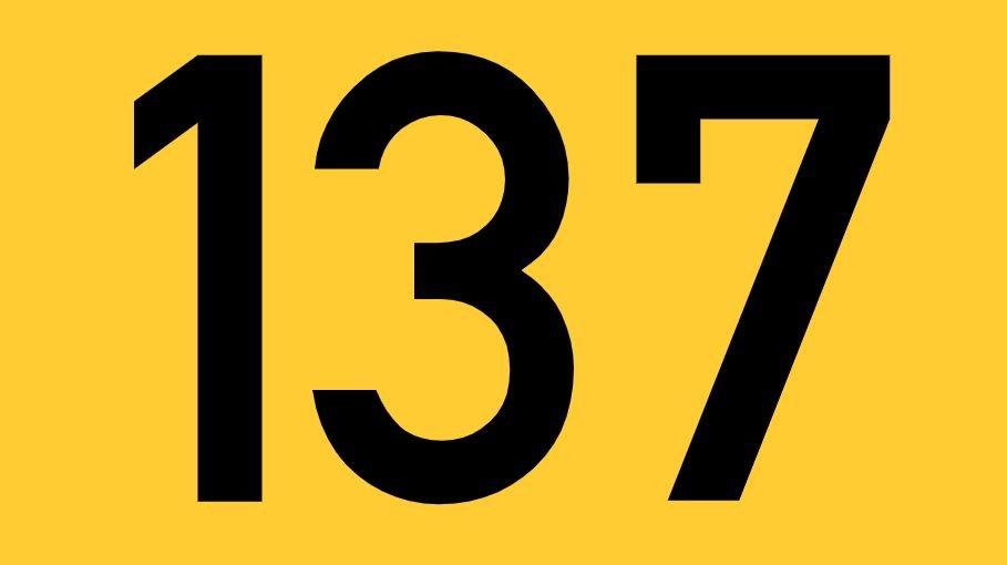 El número angelical 137