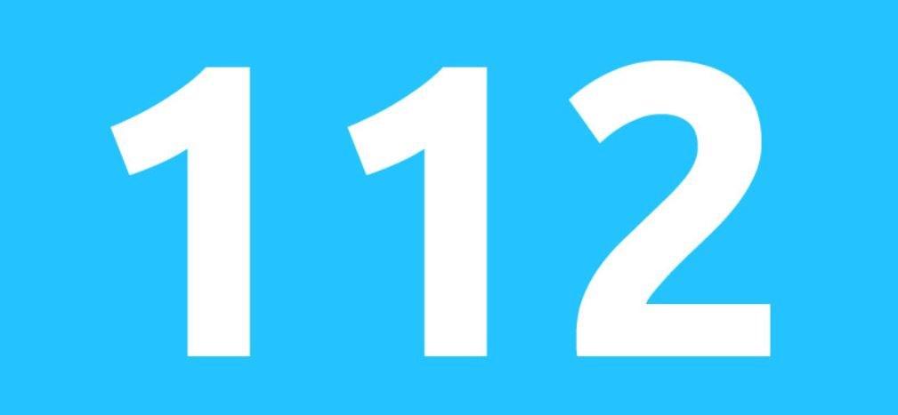 El número angelical 112