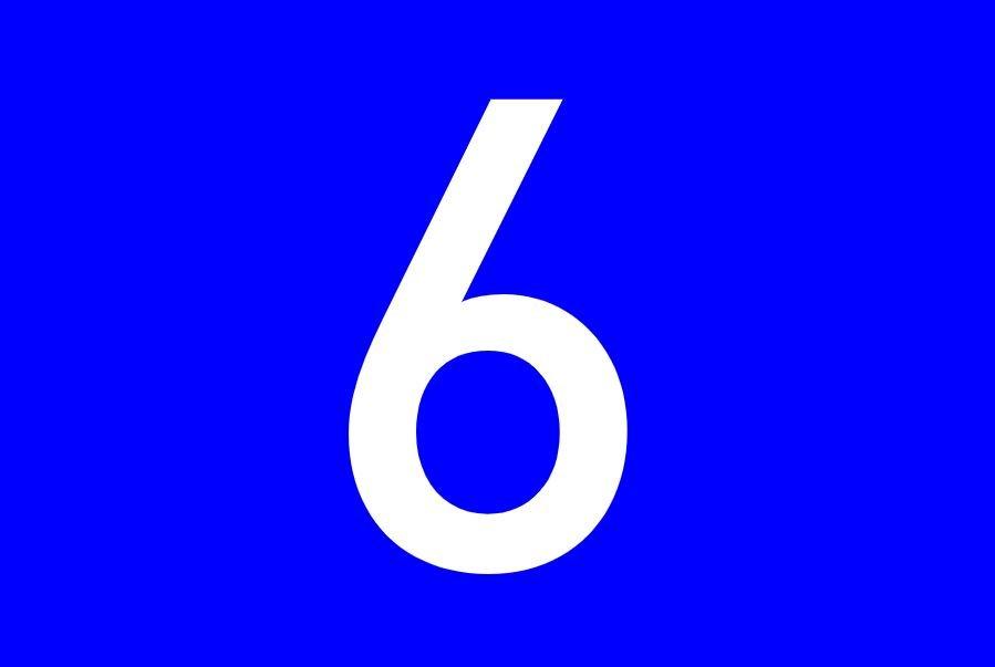 El número angelical 6