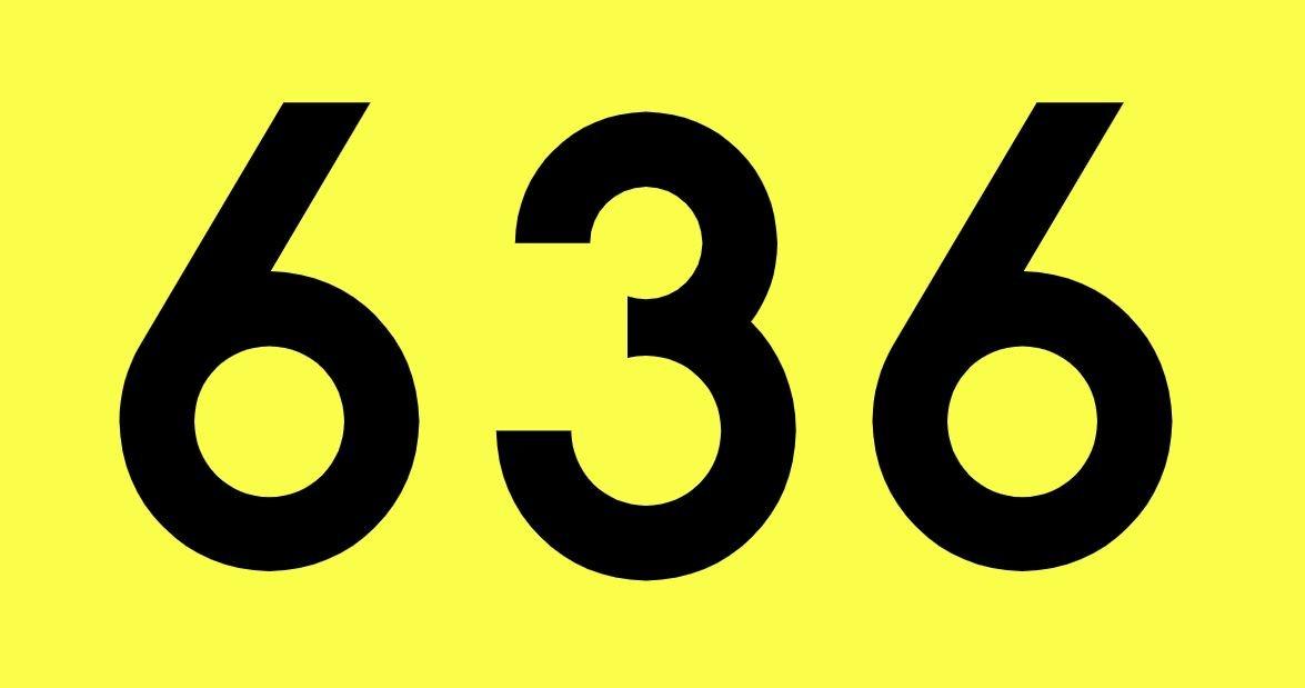El número angelical 636