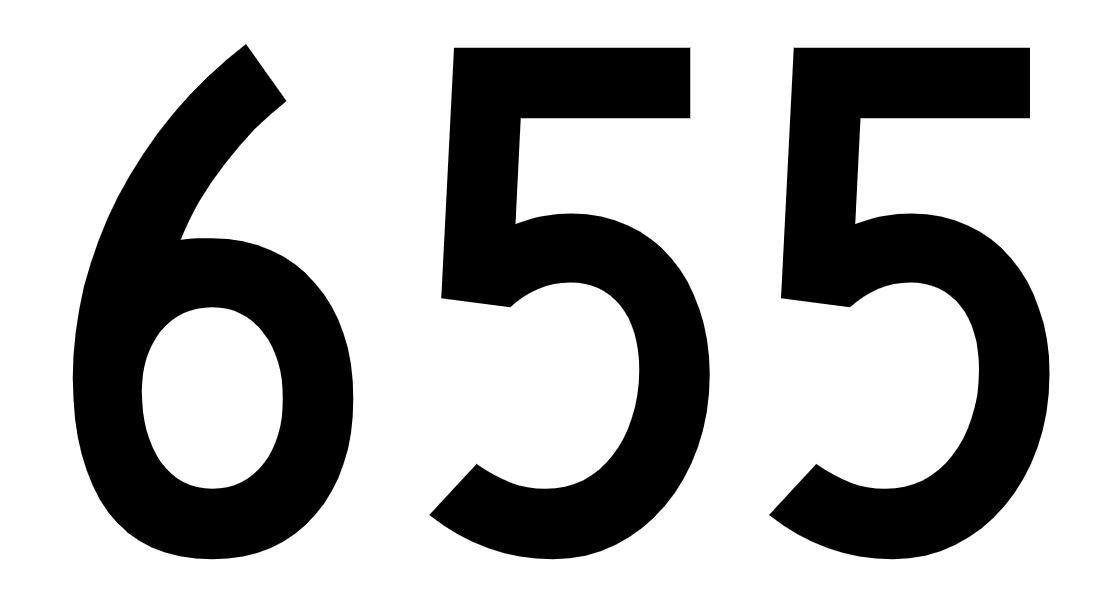 El número angelical 655
