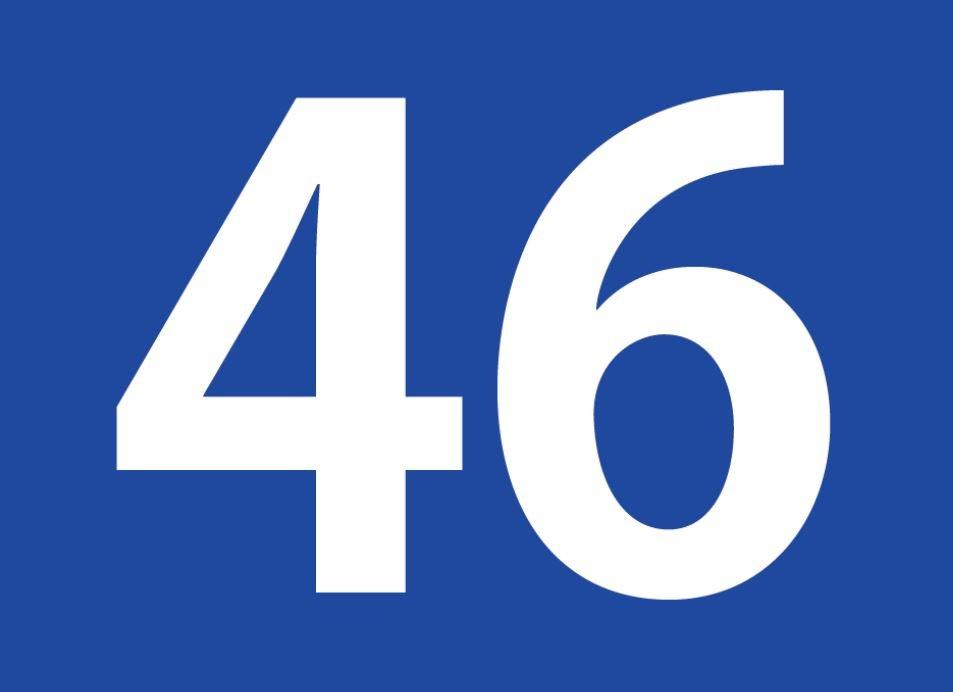 El número angelical 46