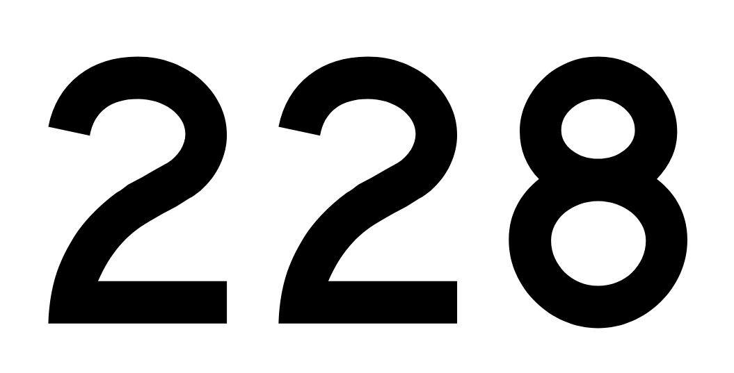 El número angelical 228