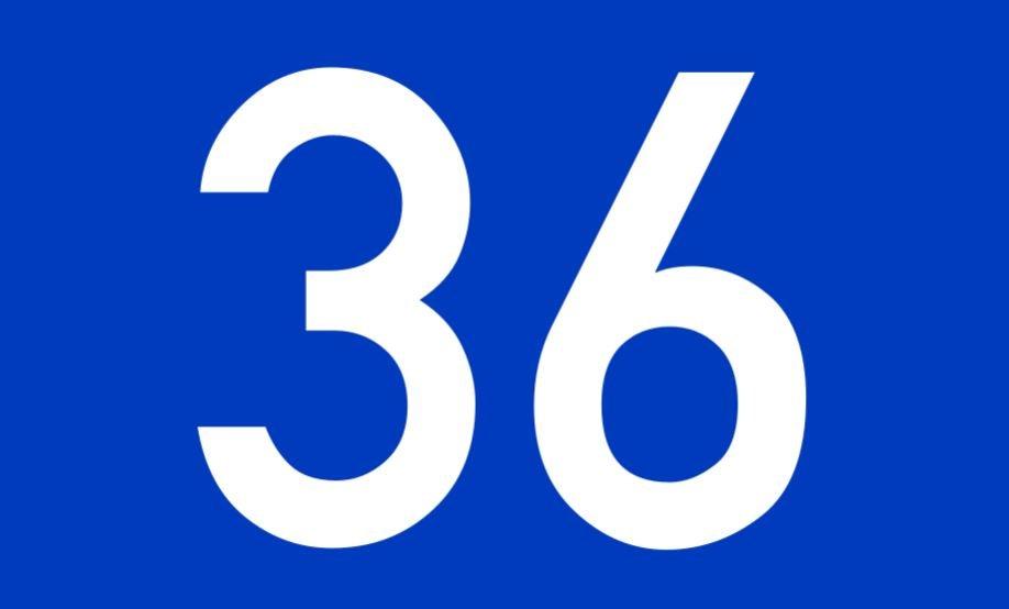El número angelical 36