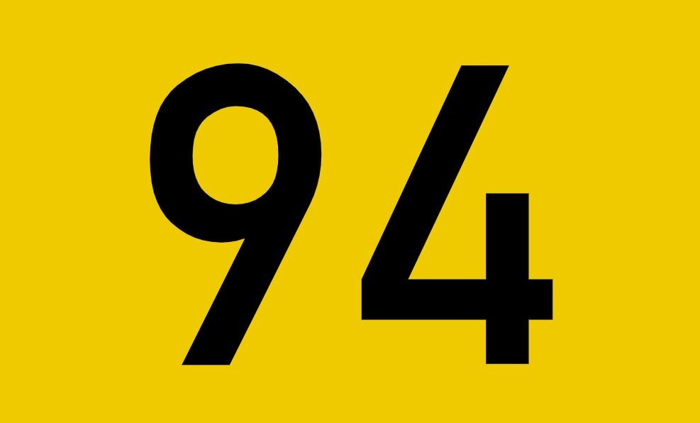 El número angelical 94