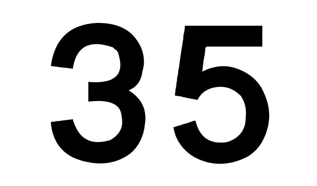 El número angelical 35