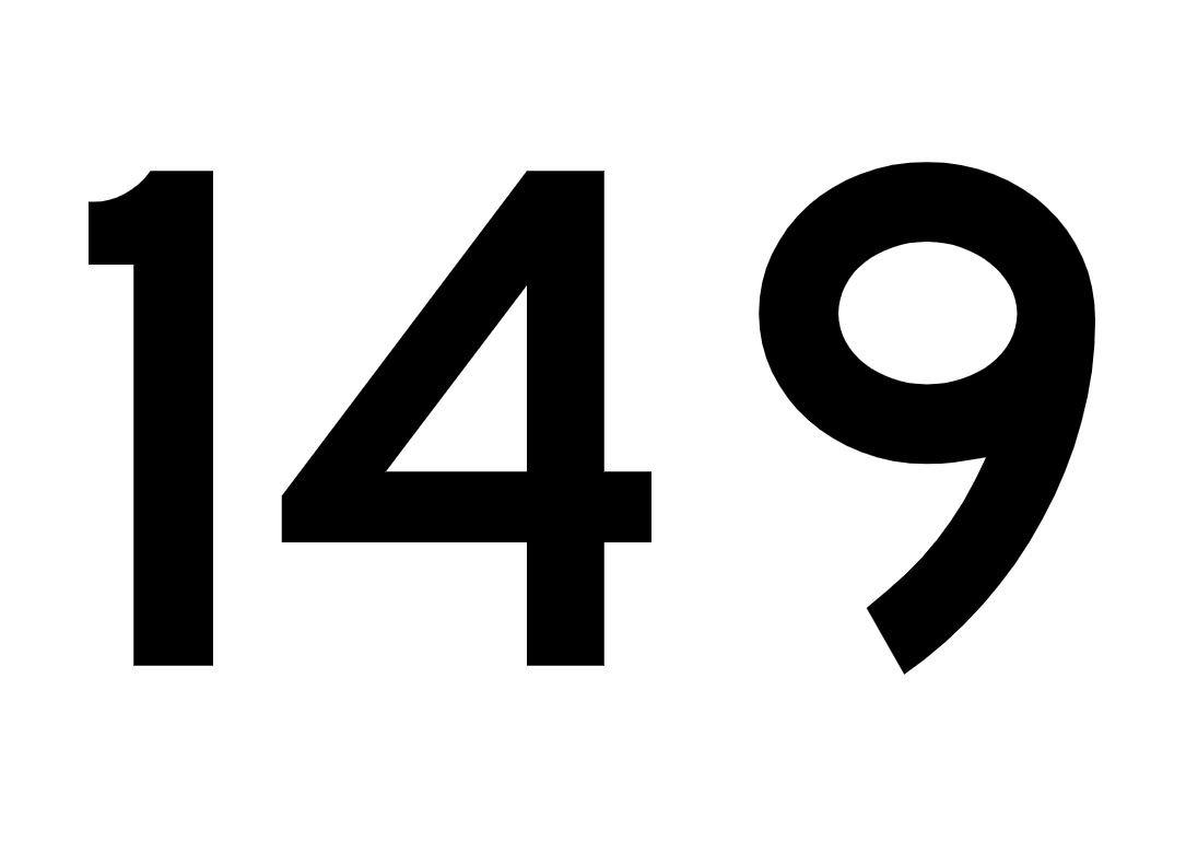 El número angelical 149