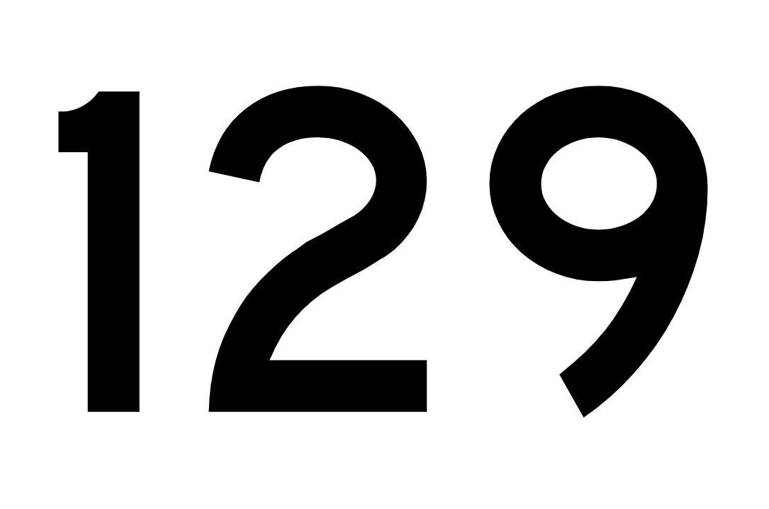 El número angelical 129