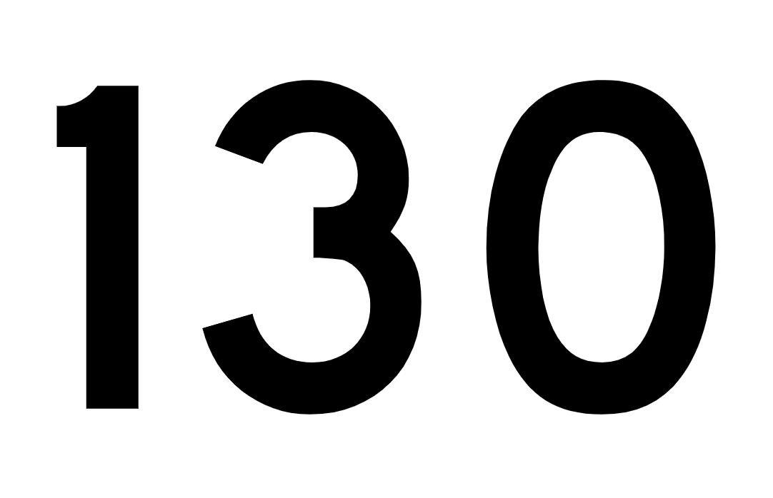El número angelical 130