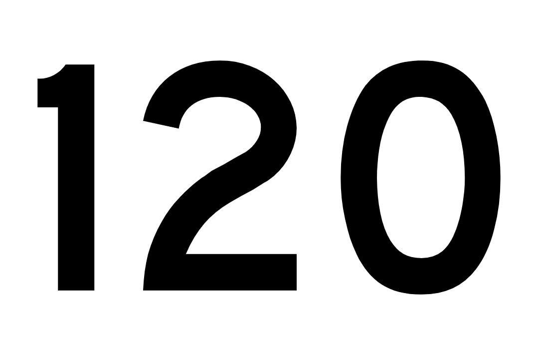 El número angelical 120