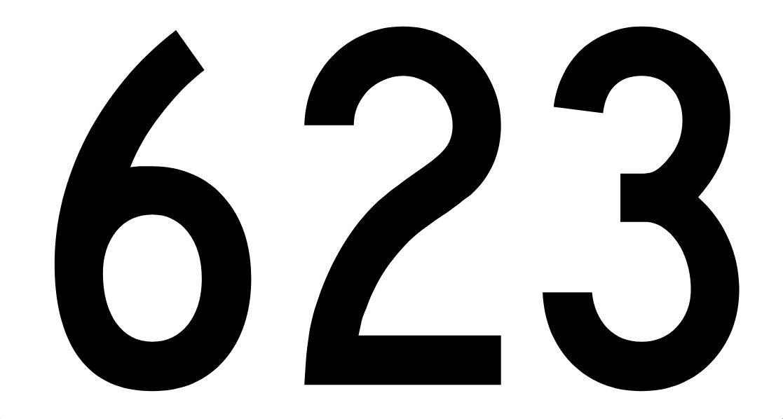 El número angelical 623